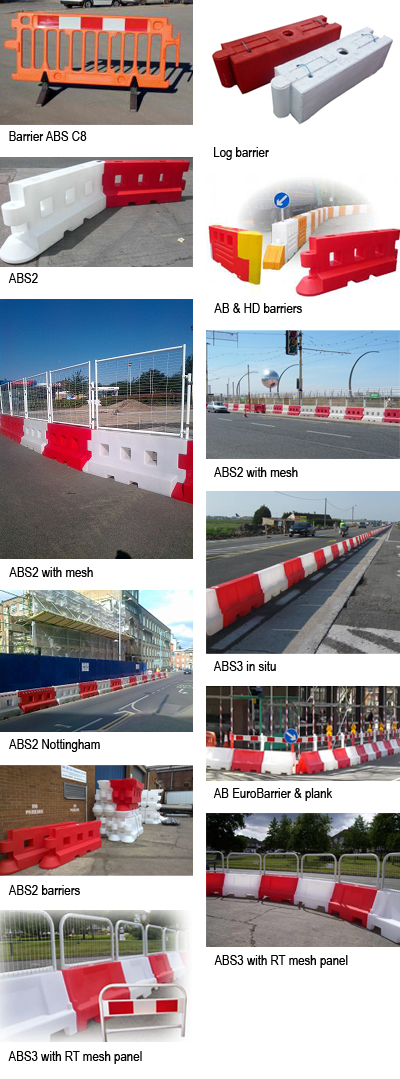 Traffic_Management Barriers